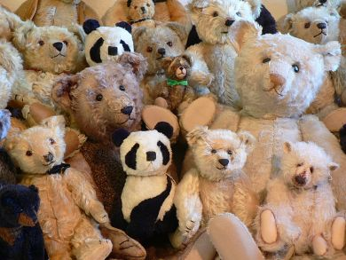TEDDIES OF TRENODE