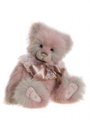 Charlie Bears Plush Collection 2019 AUNTY B Panda Bear