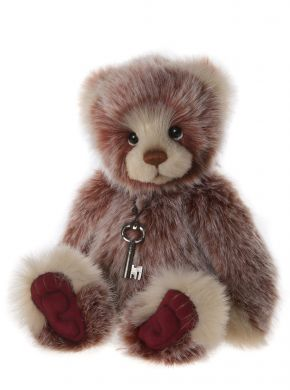 Charlie Bears Plush Collection 2019 BAKEWELL Bear cub