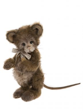 Charlie Bears ISABELLE COLLECTION COTTAGE MOUSE