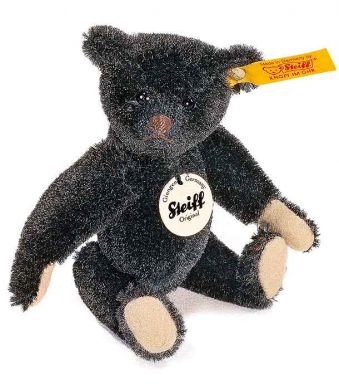 Mohair Teddy Bear 1908 Black