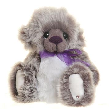 Kaycee Bears VIOLET CREAM Bear