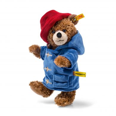 2017 steiff Paddington Bear 28cm plush