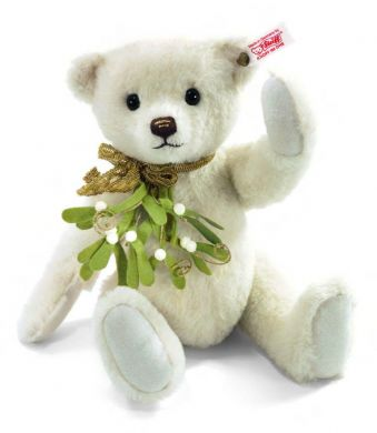Steiff Mistletoe Teddy bear